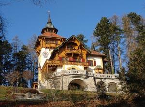 Feldafing Is A Municipality In Starnberg District Bavaria